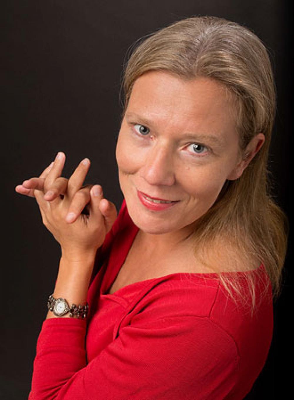 Schrijversloopje met Anne van Amstel